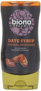 Dattel Sirup Organic